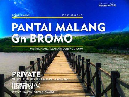 Paket Wisata Pantai Malang Selatan Bromo