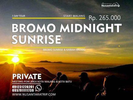 Paket Wisata Bromo Sunrise Tour 2 Lokasi