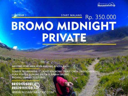 Paket Wisata Bromo Malang Midnight