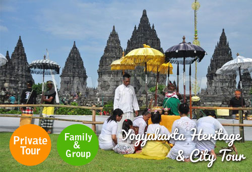 Paket Wisata Jogjakarta 1 Hari City Tour Jogja Hemat Nusantaratrip