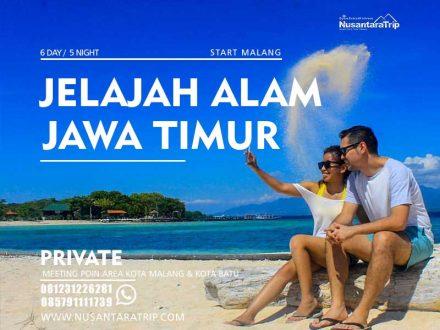 Paket Wisata Alam Jawa Timur
