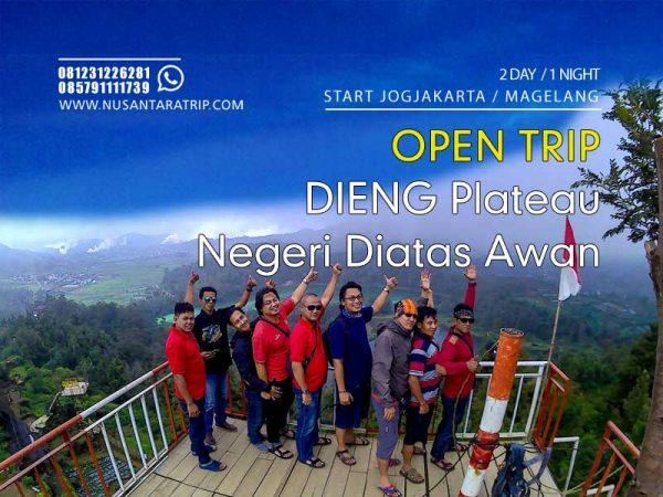 Open Trip Dieng 2H1M