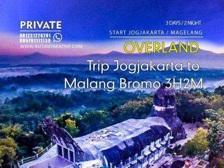 Paket Trip Jogjakarta Malang Bromo