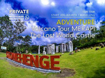 Paket Lava Tour Merapi
