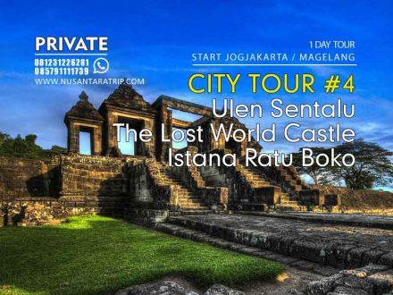 Paket City Tour Yogyakarta